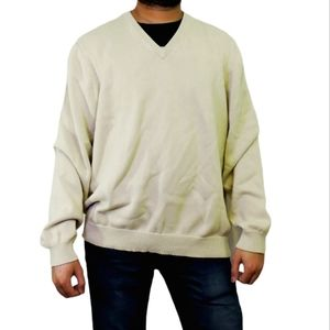 Brooks brothers men's Cotton knit pullover size Large